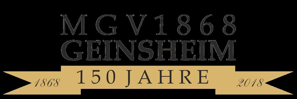 MGV 1868 Geinsheim e.V.